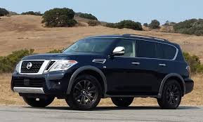 nissan armada new body style 2017 nissan armada the daily drive consumer guide