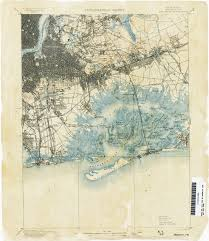 Brooklyn New York Map by New York Topographic Maps Perry Castañeda Map Collection Ut