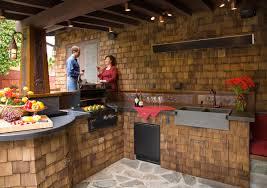 kitchen captivating outdoor kitchen plans design and decoration