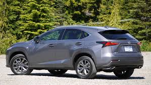 lexus usa inventory success of lexus nx means possible inventory shortage in usa