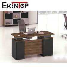 office office table desk signature design by ashley devrik home