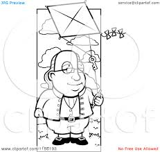 100 benjamin franklin coloring pages famous scientists and