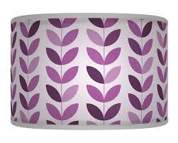 wonderful purple lamp shade best home decor inspirations