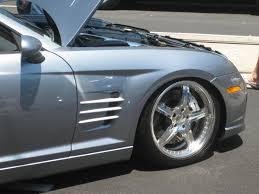 jimmyy 2005 chrysler crossfiresrt 6 coupe 2d specs photos
