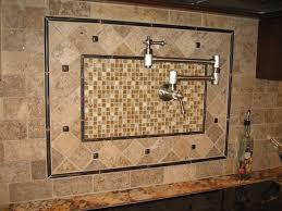 Wall Tiles Kitchen Backsplash Emejing Tile Backsplash Design Ideas Photos Rugoingmyway Us