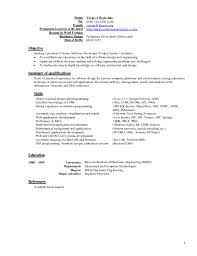 Best Resume Examples Professional by 100 Good Resume Format Examples Best Resume Samples For