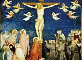 Affresco giottesco nella Basilica di san Francesco di Assisi