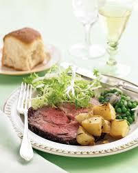 easy holiday menus martha stewart