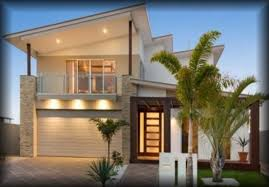 minimalist high end beautiful small house that can be decor with