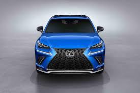 lexus nx awd mpg 2018 lexus nx gets a refresh in shanghai motor trend