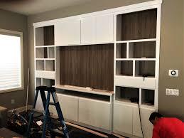 custom entertainment centers designed built installed c u0026 l