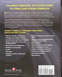 buy roark u0027s formulas for stress and strain 8th edition book