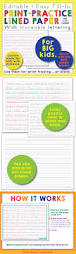 kindergarten lined writing paper 74 best lined paper images on pinterest writing papers teaching lined paper for handwriting practice see more free i made this editable print practice sheet for a colleague of mine who