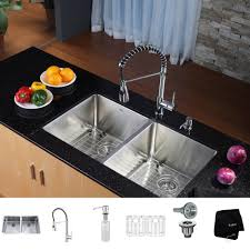 Kitchen Faucet Low Pressure Contemporary Chrome Lowes Kitchen Faucets Design With White
