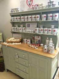 Chalk Paint Ideas Kitchen Ercol Dresser Painted In Frenchic Wedgewood Green Chalk Paint