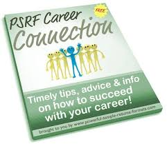 PSRF Career Connection eZine   Free Resume Writing Tips and Career