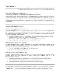 Medical Office Assistant Resume Examples by Executive Summary Resume Examples Previousnext Previous Image