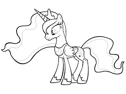 new my little pony princess coloring pages 98 on coloring pages