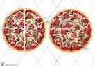 pizza fraction printable