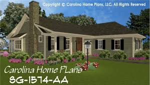 Small Affordable Homes Small Country Style House Plan Sg 1574 Sq Ft Affordable Small