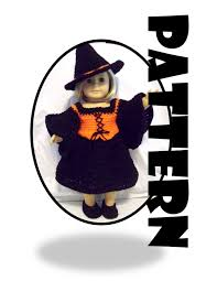 pattern witch costume crochet pattern witch costume for american and similar 18