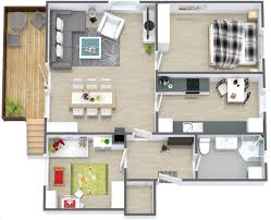 Small 3 Bedroom House Floor Plans by 240 Best Apartmen Floor Plans Images On Pinterest Architecture