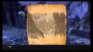 Coldharbour Ce Treasure Map The Elder Scrolls Online Coldharbour Treasure Map 3 Location