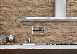brick wall kitchen images classic white recessed panel kitchen