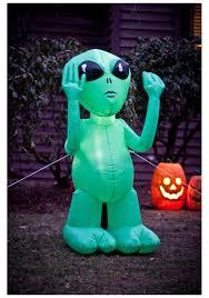 alien inflatable lawn decoration