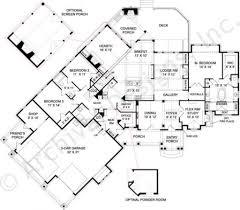smokey mountain cottage rustic floor plan cottage floor plan