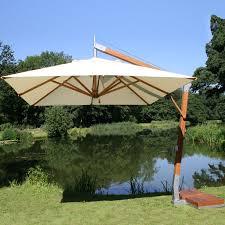 Offset Patio Umbrella by Furniture Interesting Cantilever Umbrella For Patio Furniture