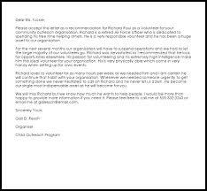 Cover Letter For Volunteer Work soymujer co