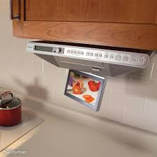 Under Cabinet Kitchen Radio 9 Genius Tips For Organizing Kitchens And Clearing The Clutter