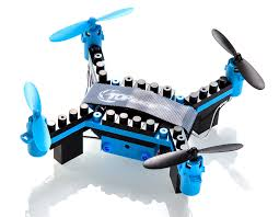 top race diy building blocks 2 4ghz remote controlled drone tr