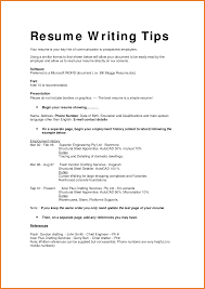 resume preparation pdf resume for your job application