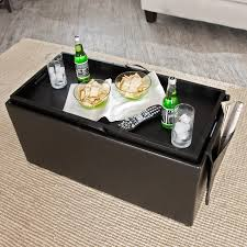 Large Storage Ottoman Coffee Table by Hartley Coffee Table Storage Ottoman With Tray Side Ottomans