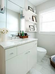 floating shelves for bathroom sinks black metal stool glass corner