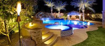 phoenix landscaping design u0026 pool builders pool remodeling