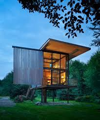 modern stilt house plans