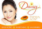 Daisy Reyes the former Miss Philippines World and Actress / Entrepreneur ... - Daisy_papaya_soap