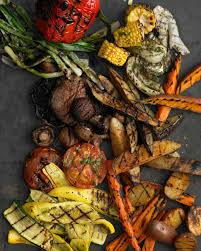 Vegetables by Perfect Grilled Vegetables Martha Stewart