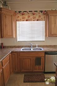 chic wooden valance plan 84 build wood valance plans high kitchen
