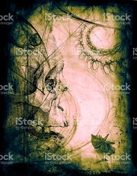 antique halloween background horror skull halloween background stock photo 176139873 istock