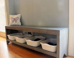 Wood Bench Plans Indoor by Bedroom Awesome Entry Bench With Shoe Storage Ideas In Entryway