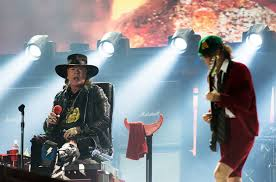 Chair Rock Angus Ac Dc To Record Album With Axl Rose 96 7 Kcmq Classic Rock