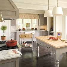 unique small country kitchen decor style french kitchens actually