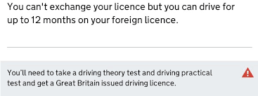 What you can drive on a standard UK car licence  and what you can t