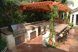 outside kitchen ideas home design ideas and pictures