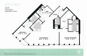 Condominium Floor Plans Tower Floorplans Urbanfw
