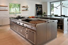 Stainless Steel Kitchen Furniture by Kitchen Superb Rectangle Modern Stainless Steel Kitchen Island